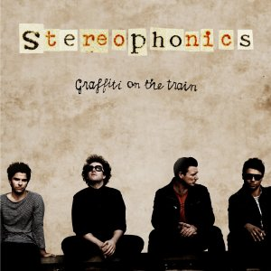Stereophonics Graffiti On The Train